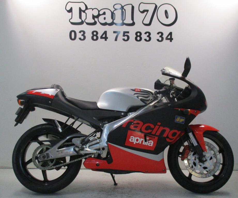 photo de APRILIA 125 RS4 125 occasion de couleur  en vente �  Vesoul