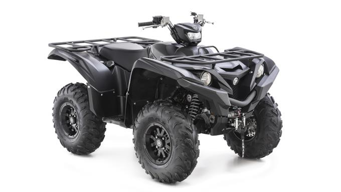 Photo YAMAHA GRIZZLY 700 EPS réf. 1598219