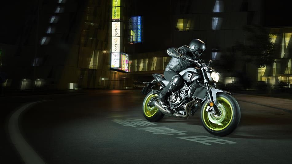 Photo YAMAHA MT07 ABS réf. 1597910