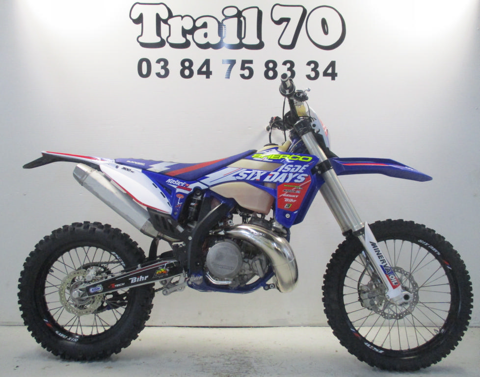 photo de SHERCO SE 300 R 300 occasion de couleur  en vente �  Vesoul