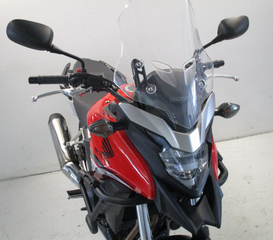 photo de HONDA CB 500 X 500 occasion de couleur  en vente �  Vesoul