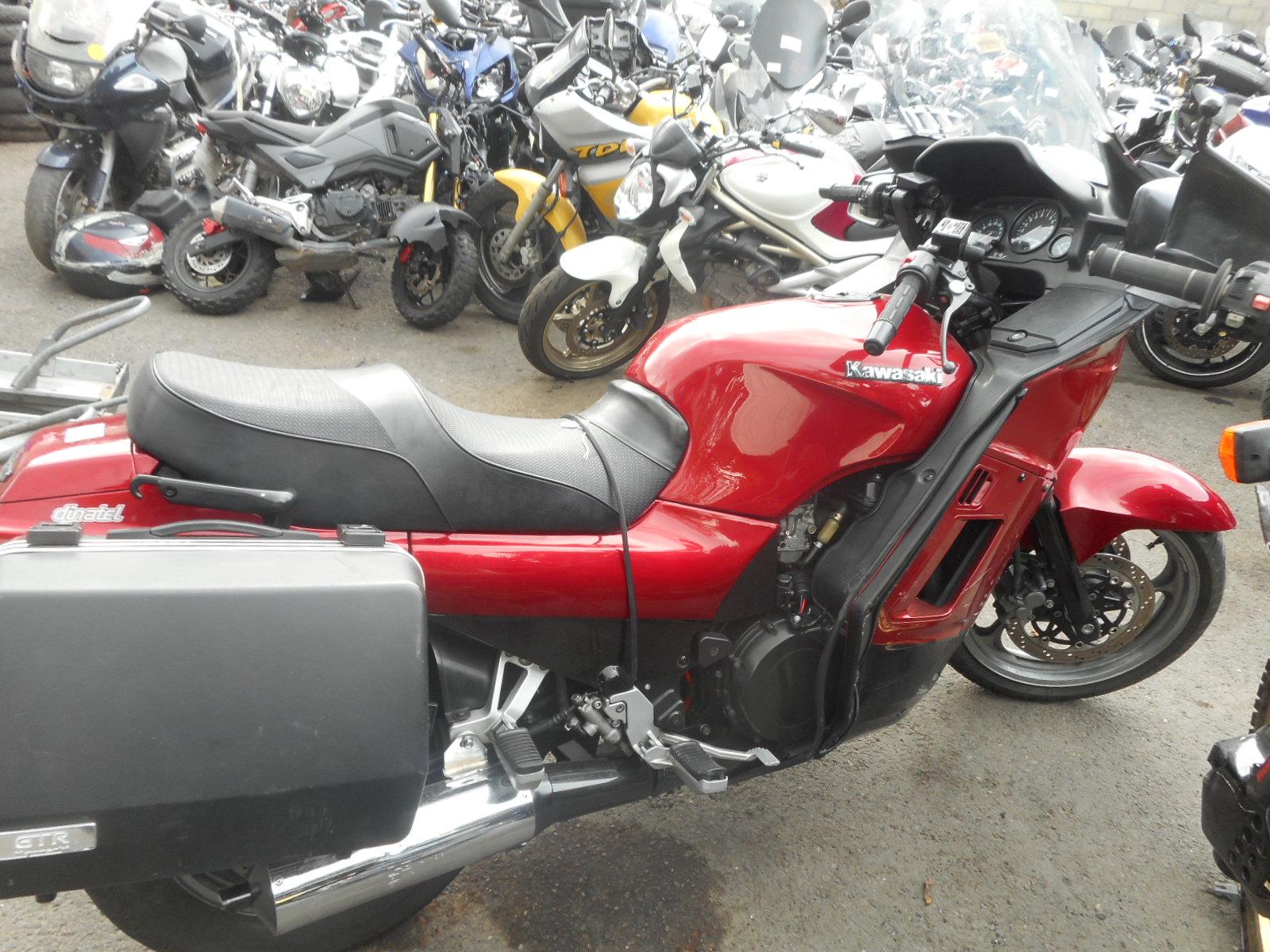 Annonce moto Kawasaki GTR