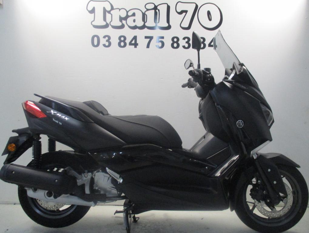 Annonce moto Yamaha X-MAX 125 IRON