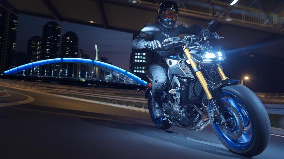 Photo YAMAHA MT-09 ABS SP réf. 1900444