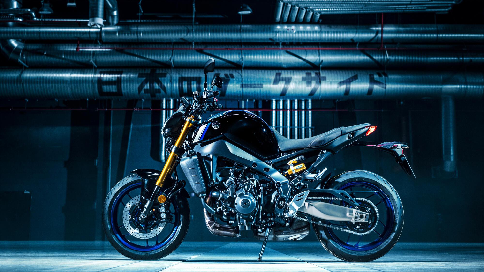 Photo YAMAHA MT-09 ABS SP réf. 1900444