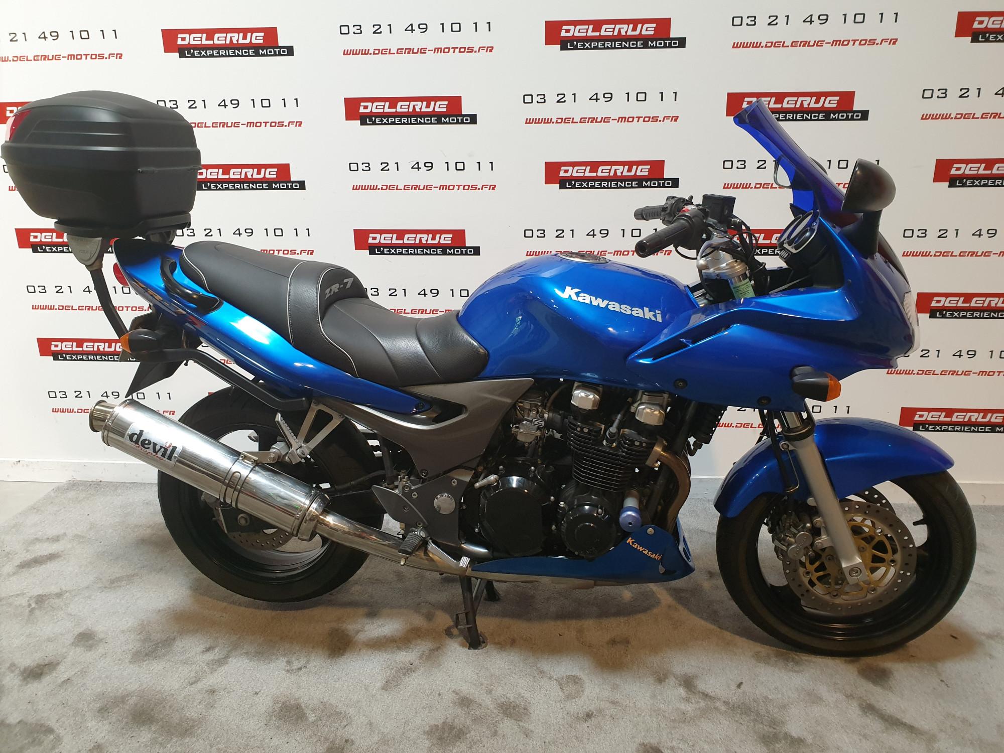 Annonce moto Kawasaki ZR7