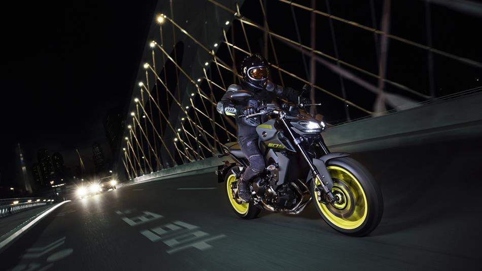 Photo YAMAHA MT09 ABS réf. 1595822