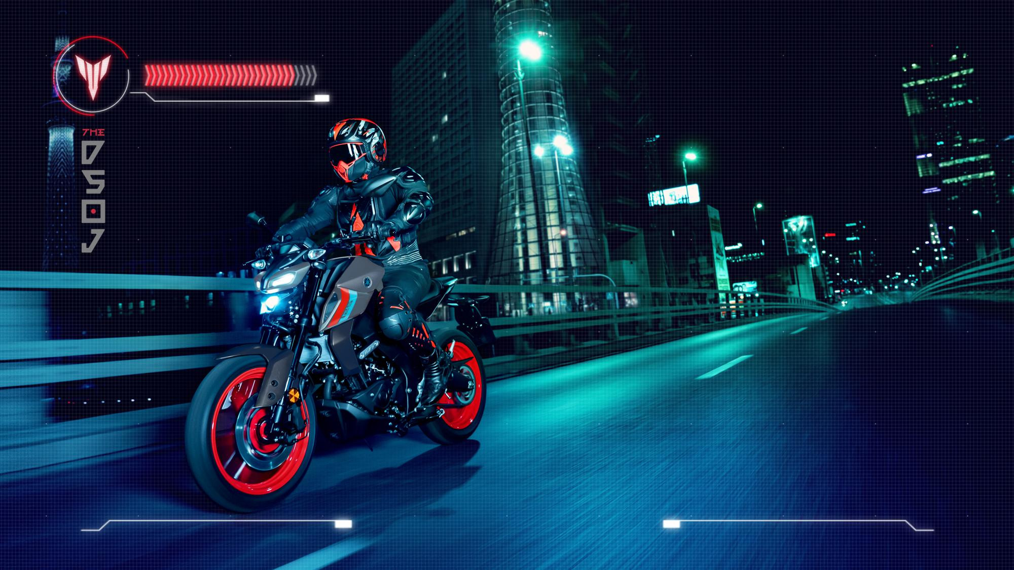 Photo YAMAHA MT-125 ABS réf. 1595842
