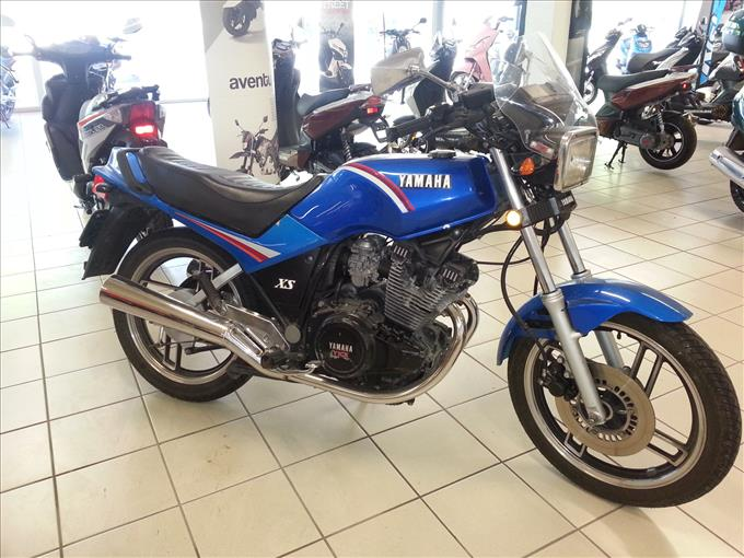 photo de YAMAHA XS 400 400 occasion de couleur  en vente �  Chateauroux