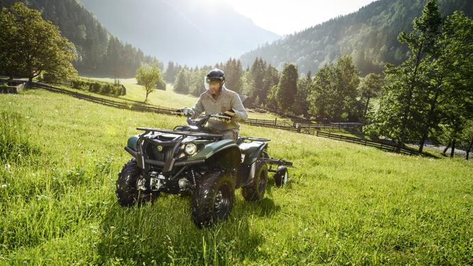 Photo YAMAHA KODIAK 700 EPS réf. 1598234