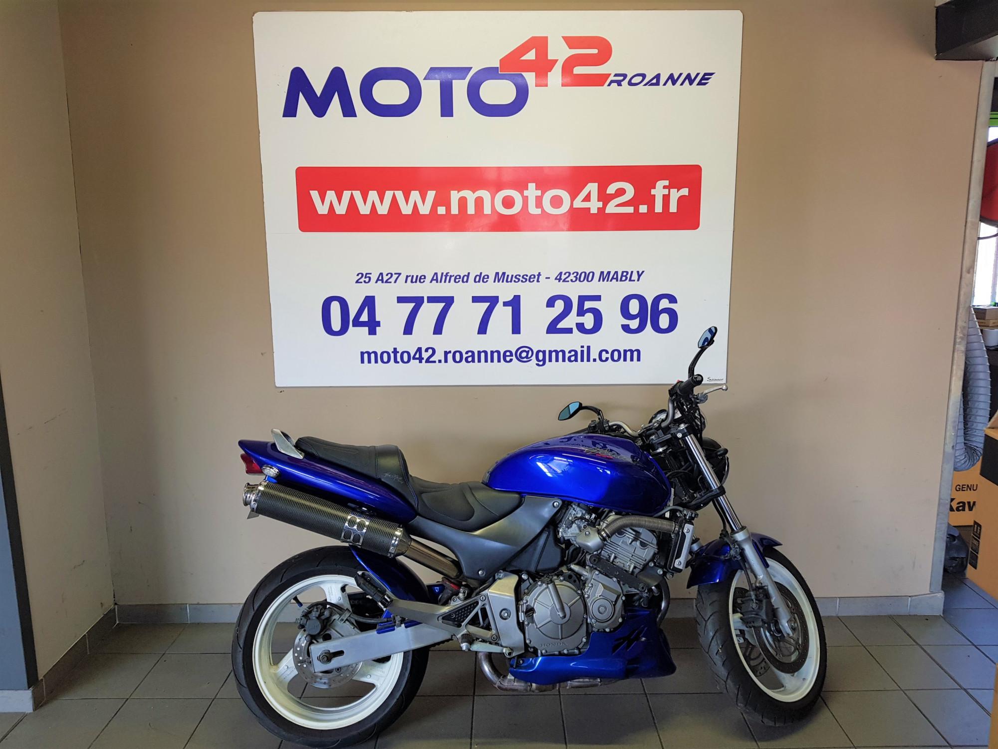 moto CB 600 F HORNET