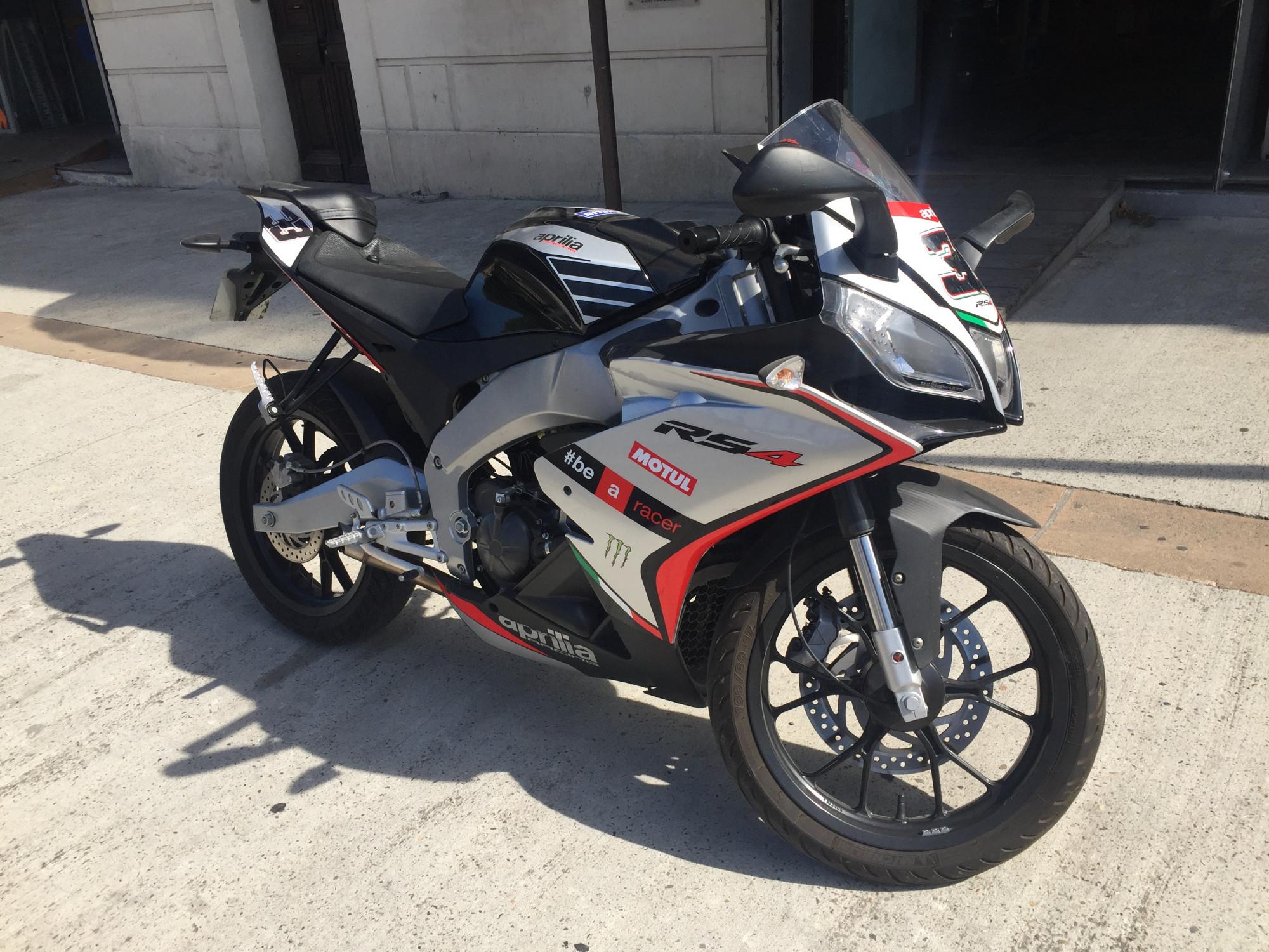 Annonce moto Aprilia RS4 125