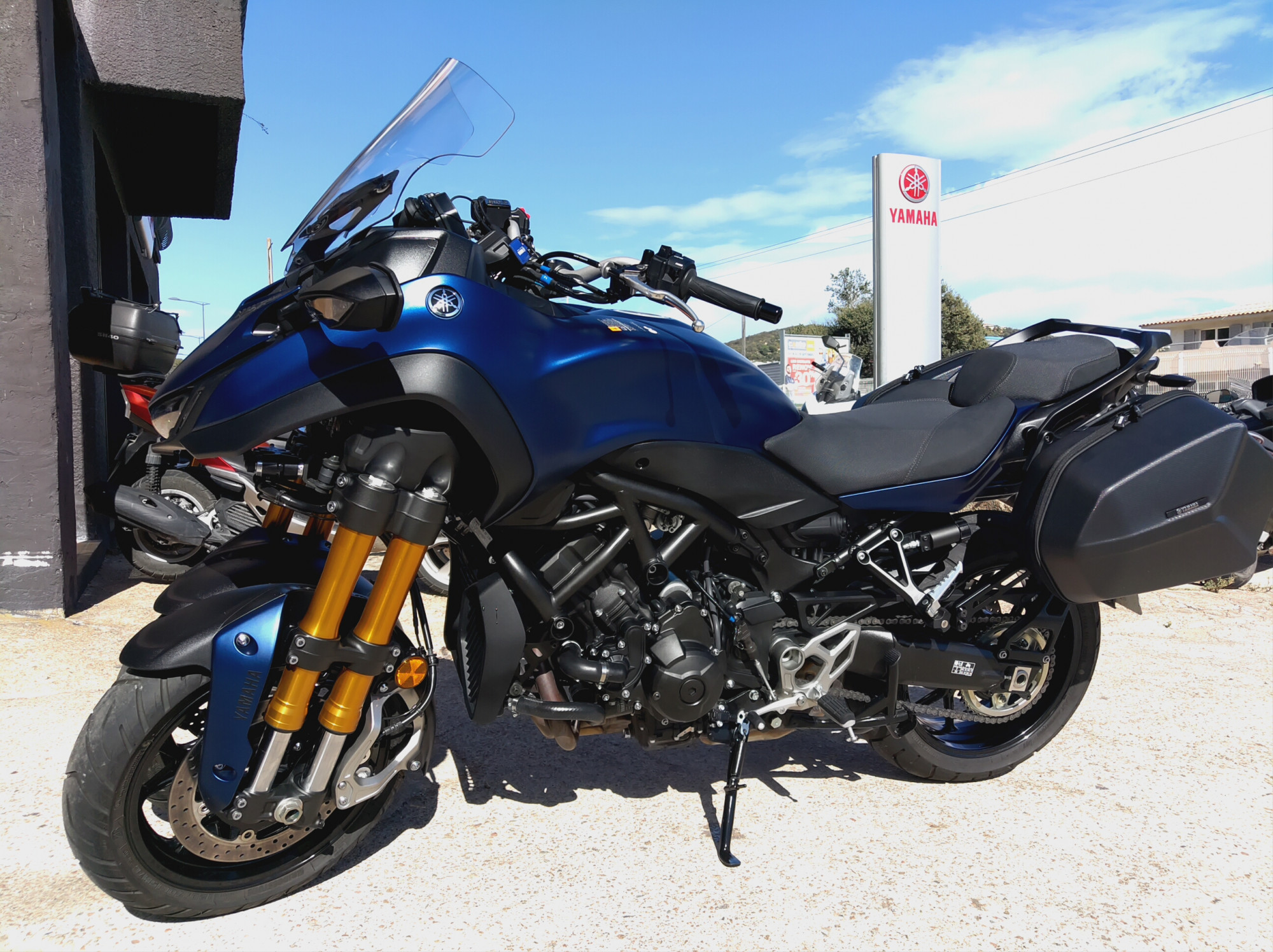 Annonce moto Yamaha NIKEN