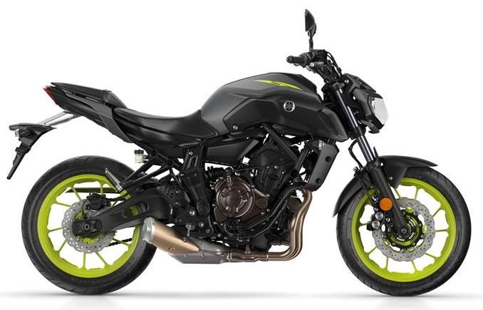 Annonce moto Yamaha MT-07