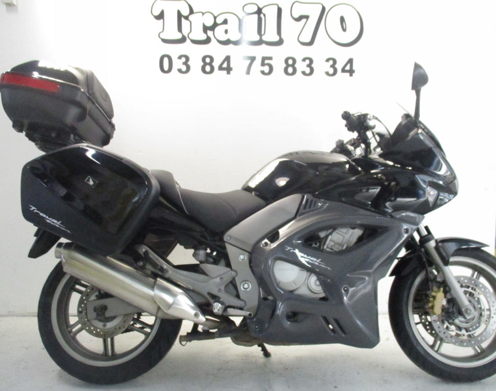 photo de HONDA CBF 600 occasion de couleur  en vente �  Vesoul