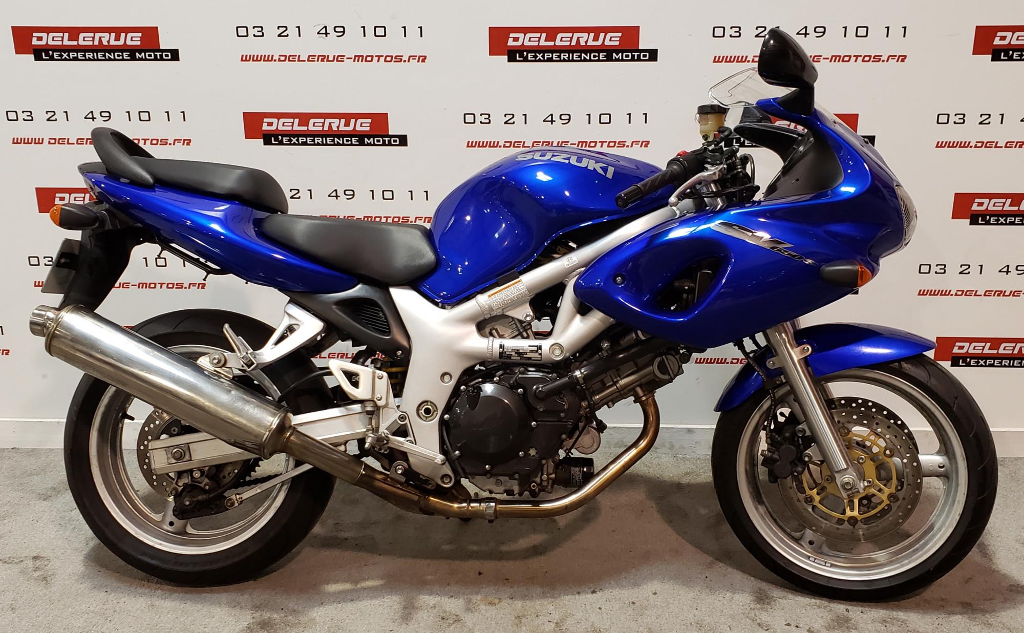 Annonce moto Suzuki SV
