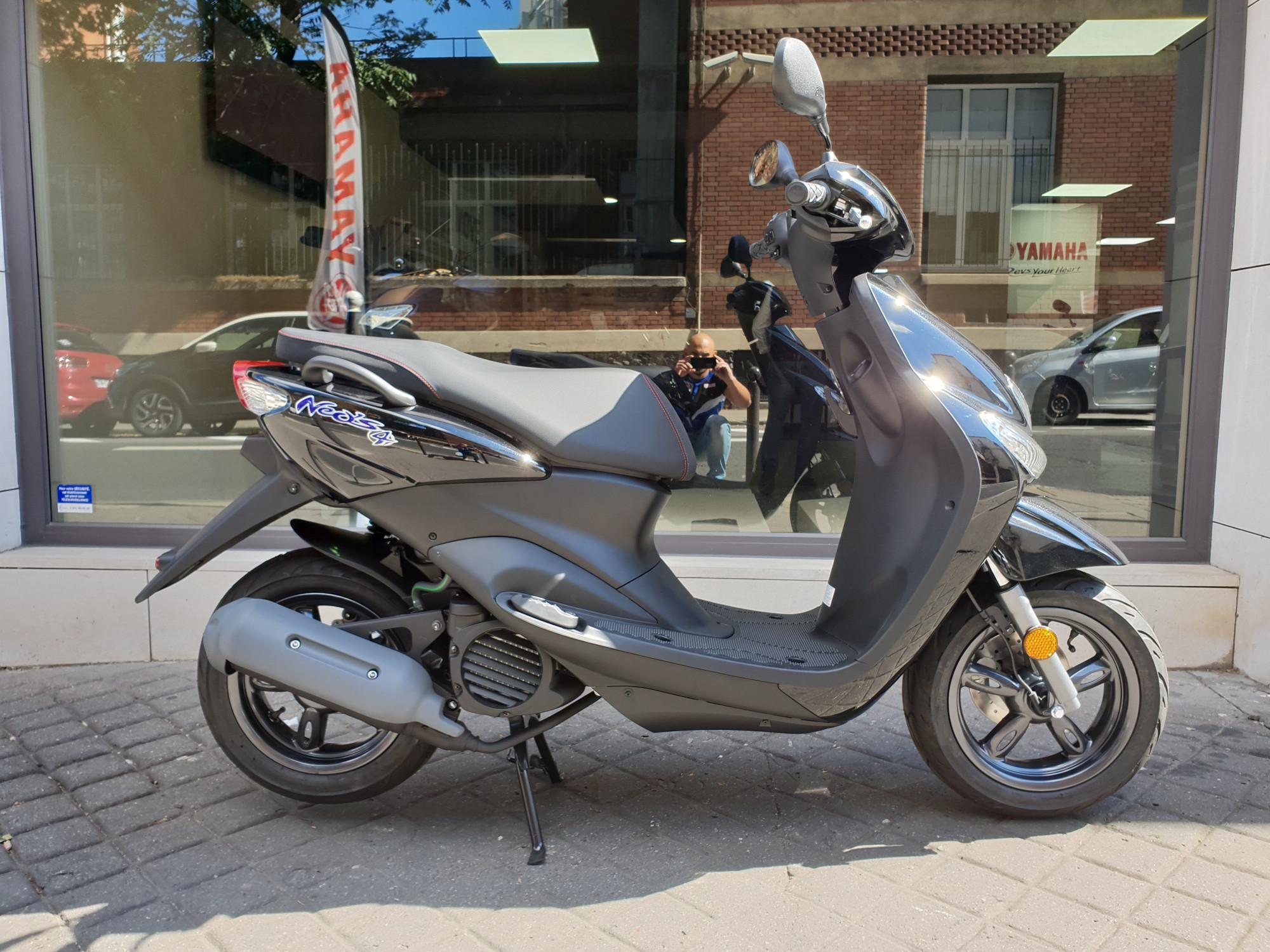 scooter occasion paris 15