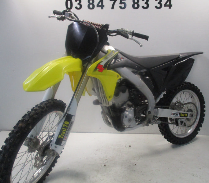 photo de SUZUKI RMZ 250 250 occasion de couleur  en vente �  Vesoul