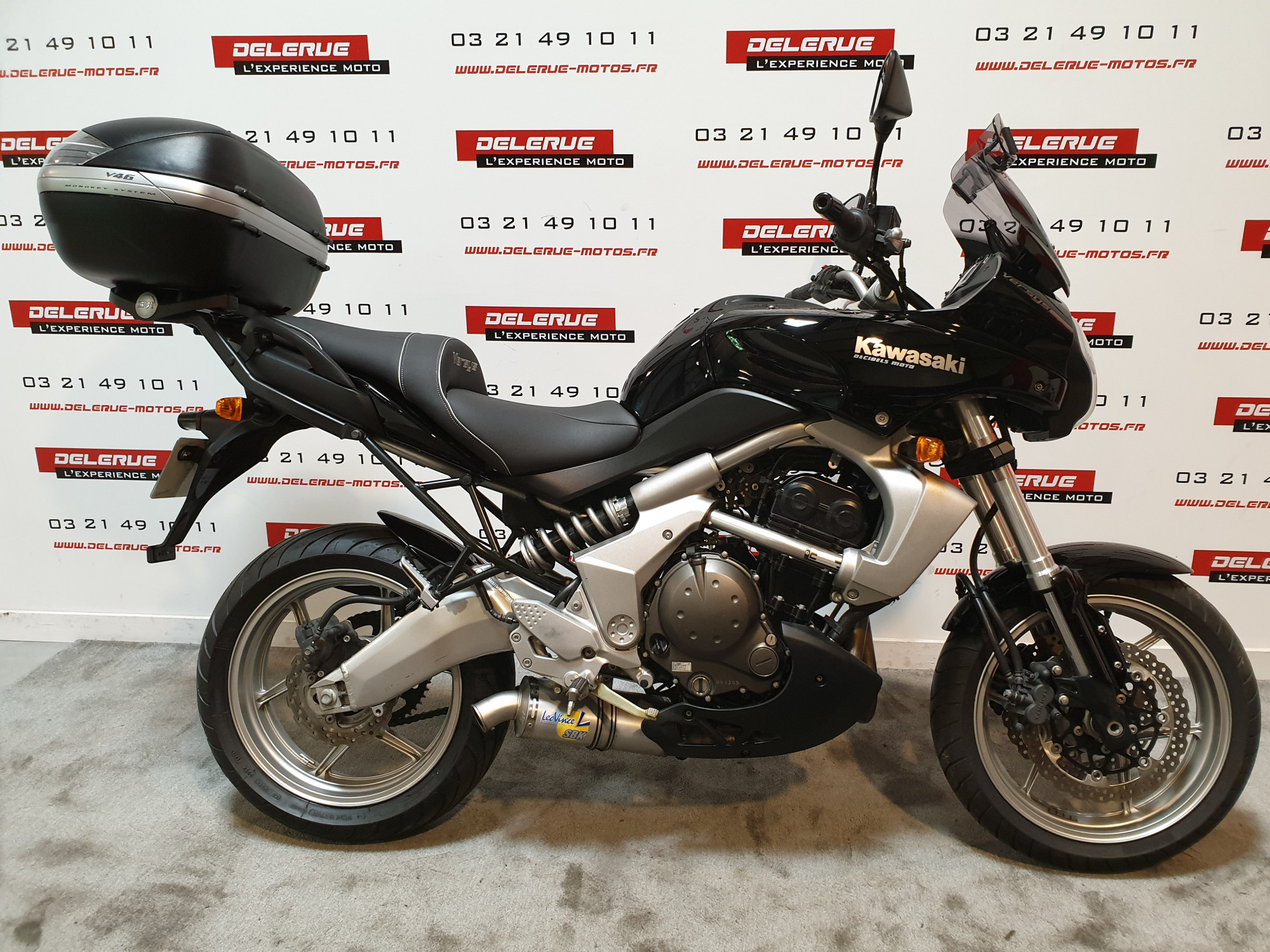 photo de KAWASAKI VERSYS 650 occasion de couleur  en vente à Billy Montigny n°1